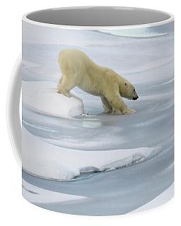 Testing The Ice Coffee Mug