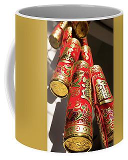 Tet Decoration Saigon Coffee Mug by For Ninety One Days