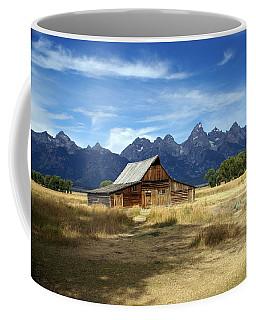 Teton Barn 3 Coffee Mug