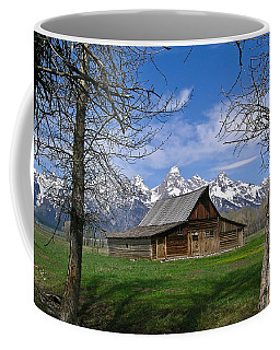 Teton Barn Coffee Mug
