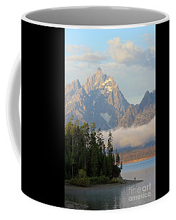 Teton Early Morning Coffee Mug