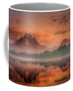 Teton Mist Coffee Mug
