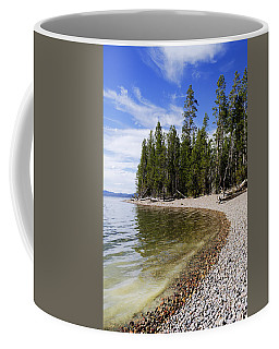 Teton Shore Coffee Mug