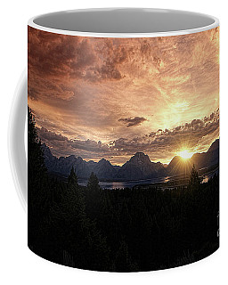 Tetons Coffee Mug