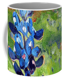 Texas Blue Bonnet Coffee Mug