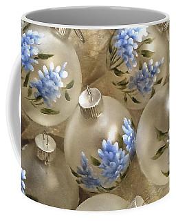 Texas Bluebonnet Ornaments Coffee Mug