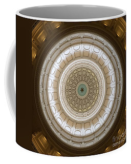 Coffee Mug featuring the photograph Texas Capital by Robert Meanor