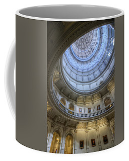 Texas Capitol Dome Interior Coffee Mug