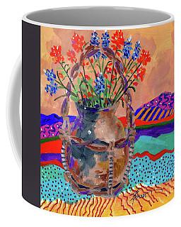 Texas Color  Coffee Mug