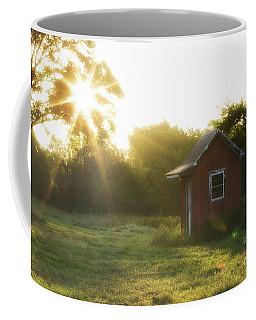 Texas Farm Coffee Mug