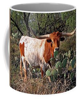 Texas Longhorn Coffee Mug