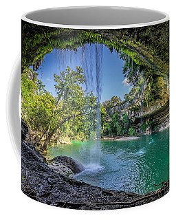 Texas Paradise Coffee Mug