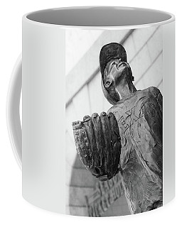 Texas Rangers Little Boy Statue Coffee Mug