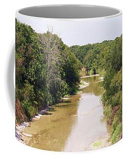 Texas River Coffee Mug