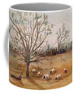 Texas Sheep Coffee Mug