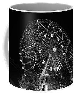 Texas Star 061116 V2bw Coffee Mug