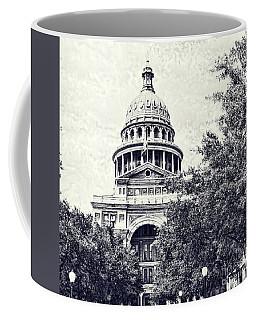 Texas State Capitol Coffee Mug