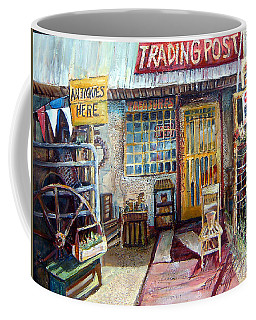 Texas Store Front Coffee Mug