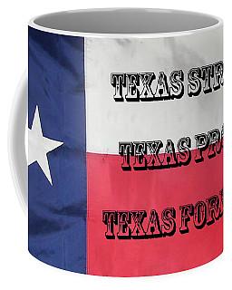 Texas Strong Coffee Mug