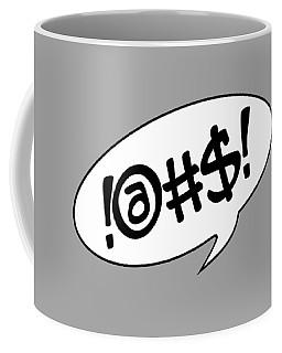 Text Bubble Coffee Mug