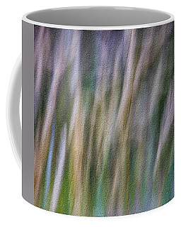 Textured Abstract Coffee Mug