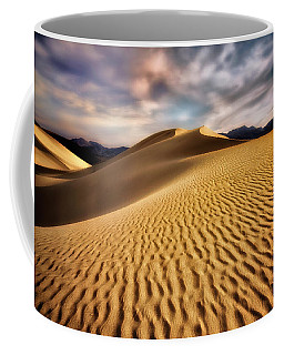 Textured Dunes  Coffee Mug
