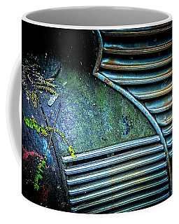 Textured Grille Coffee Mug