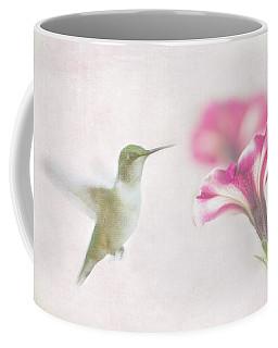 Textured Hummer Coffee Mug