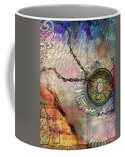 Textured Past Coffee Mug