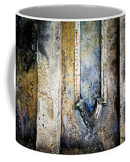Textured Wall Coffee Mug by Marion McCristall