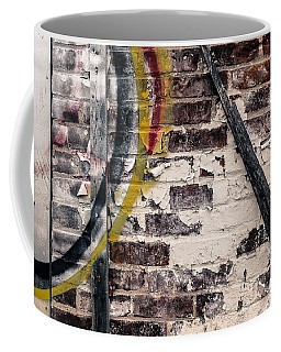 Textures Are Talking  Coffee Mug