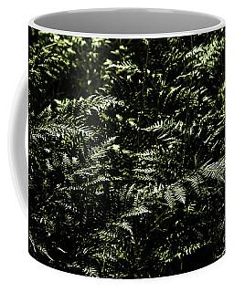 Textures Of A Rainforest Coffee Mug