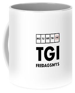 Tgi Fredagsmys Coffee Mug