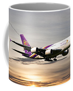 Thai Airlines Coffee Mug