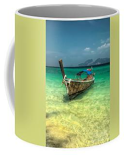 Thai Longboat  Coffee Mug