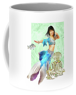 Thai Mermaid Coffee Mug