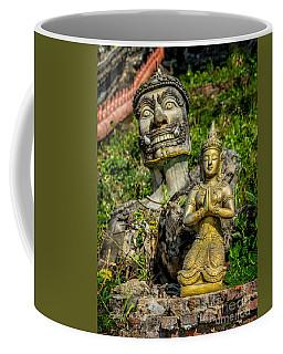 Thai Statues Coffee Mug