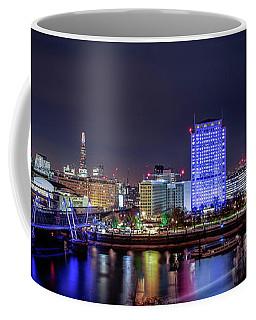 Thames Panorama Coffee Mug