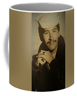 Coffee Mug featuring the photograph Thank You For Your Service by Paul SEQUENCE Ferguson sequence dot net