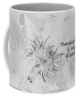 Thanks Giving Coffee Mug