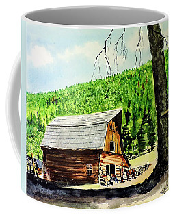 That Barn From That Movie Coffee Mug