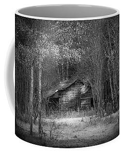 That Old Barn-bw Coffee Mug