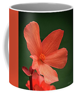 That Orange Flower Coffee Mug