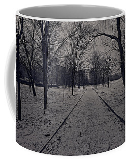 Coffee Mug featuring the photograph That Road by Tgchan