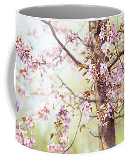 Coffee Mug featuring the photograph That Tender Joyful Spring by Jenny Rainbow