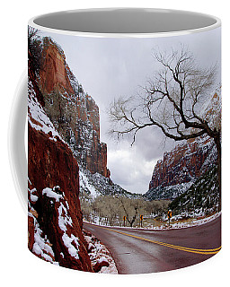 That Tree In Zion Coffee Mug
