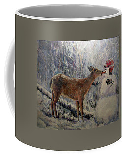 That'll Be Mine Coffee Mug by Donna Tucker