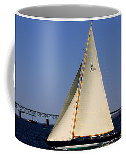 The 12 Meter Newport Coffee Mug