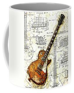 The 1955 Les Paul Custom Coffee Mug