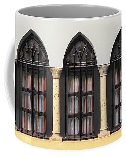 The 3 Windows Coffee Mug by Digital Oil